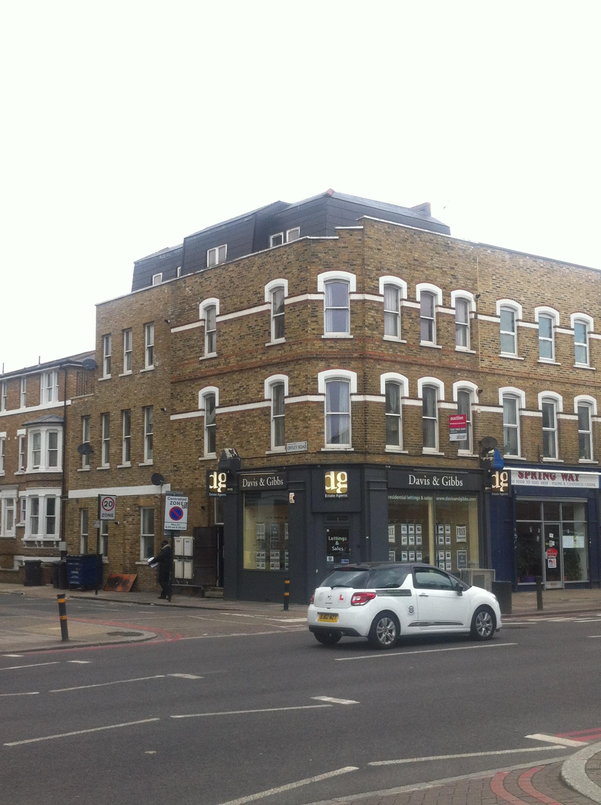36 Brixton Road, SW9
