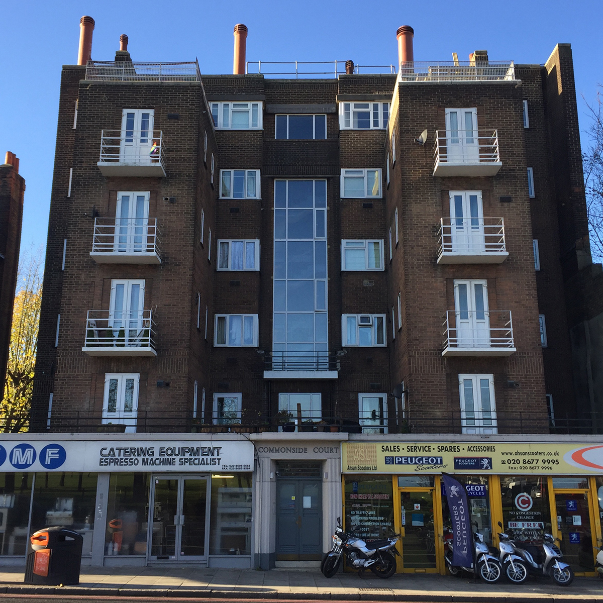 Commonside Court, Streatham High Road, SW16