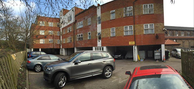 Greencrest Place, Neasden, NW2